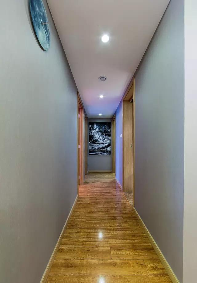 简约 三居 旧房改造 其他图片来自实创装饰上海公司在100㎡现代简约风三居室的分享