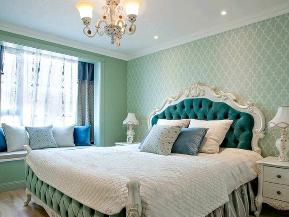 法式 糖果色 浪漫 唯美 小清新 别墅 卧室图片来自tjsczs88在浪漫甜美糖果色,清新法式唯美风的分享
