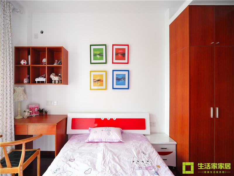 简约 白领 收纳 80后 小资 生活家家居 现代简约 复式 儿童房图片来自天津生活家健康整体家装在中粮大道 现代简约的分享