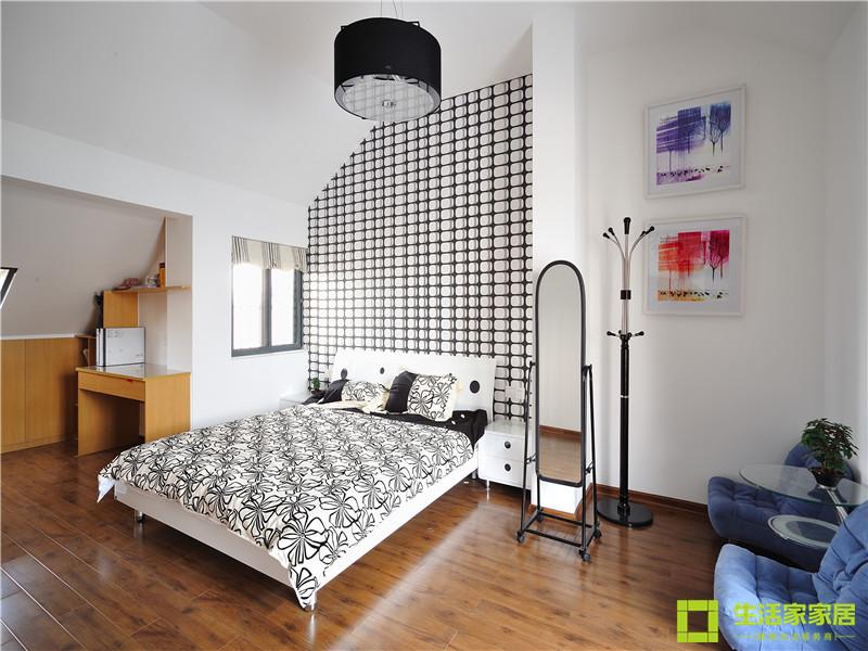 简约 白领 收纳 80后 小资 生活家家居 现代简约 复式 卧室图片来自天津生活家健康整体家装在中粮大道 现代简约的分享