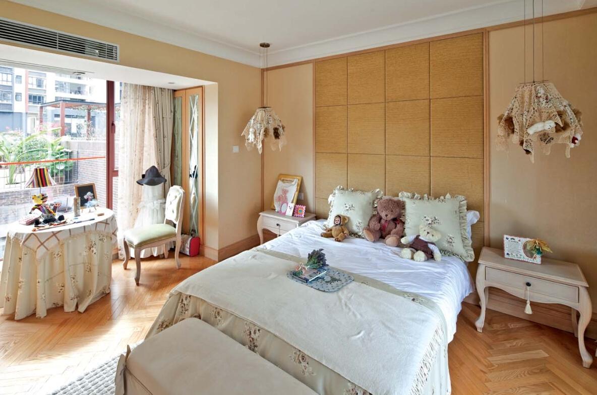 简约 欧式 田园 混搭 别墅 白领 收纳 旧房改造 80后 儿童房图片来自北京紫禁尚品国际装饰kangshuai在北京香江别墅的分享