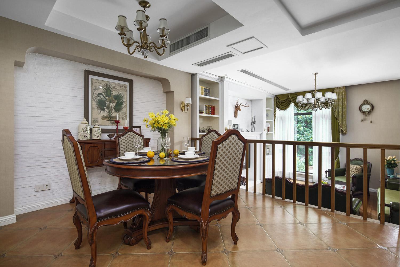 简约 别墅 白领 旧房改造 80后 收纳 餐厅图片来自周晓安在晓安设计|转身之后的分享