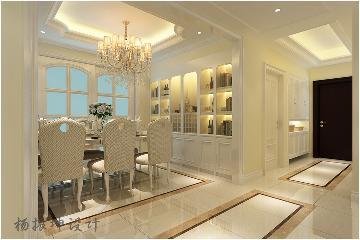 欧式家装设计|实创装饰完美家装