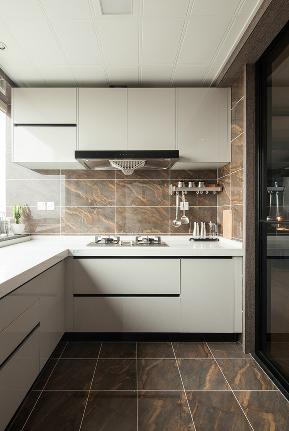 四居 北欧 小资 80后 厨房图片来自九鼎建筑装饰工程有限公司成都分在保利公园198的分享
