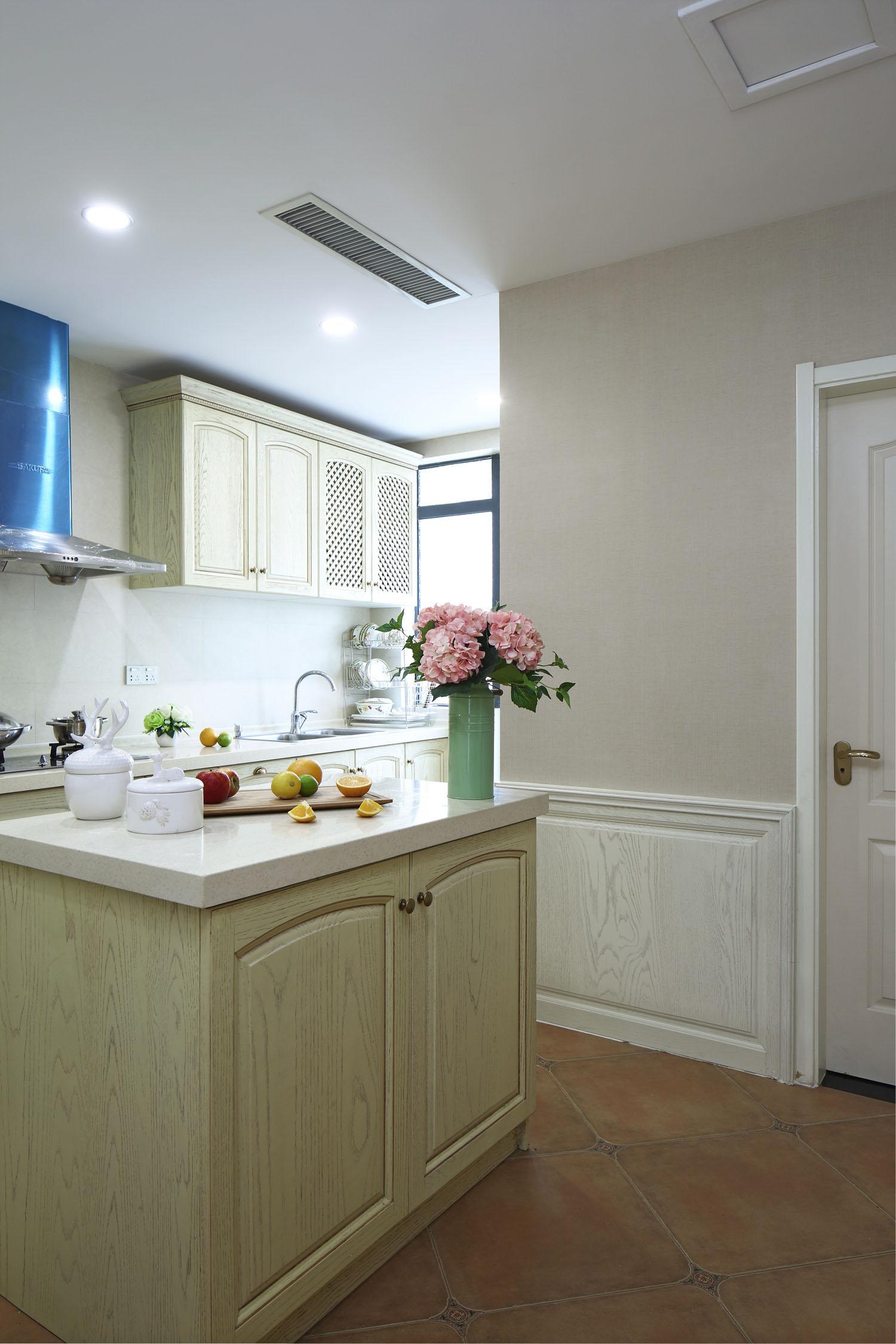 简约 别墅 白领 旧房改造 80后 收纳 厨房图片来自周晓安在晓安设计|转身之后的分享