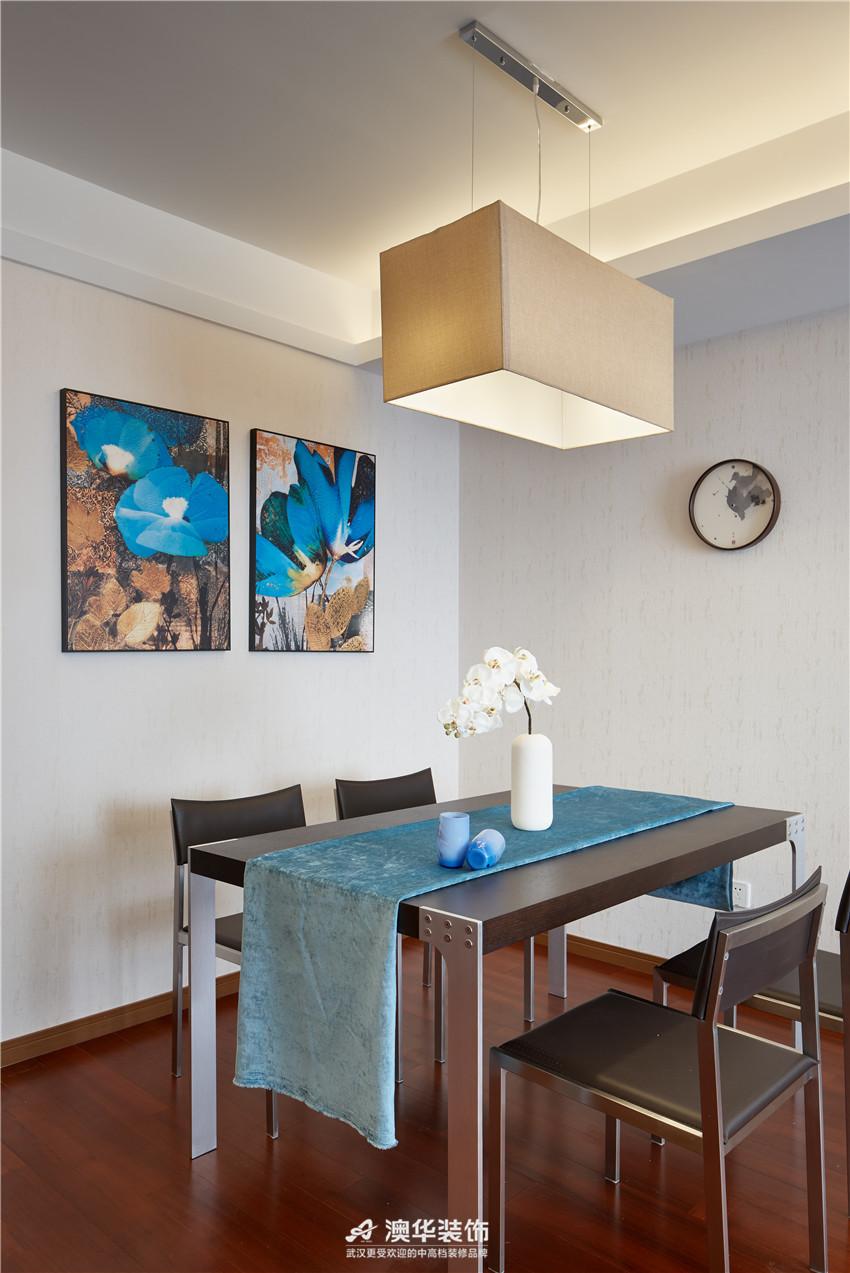 简约 现代 餐厅图片来自澳华装饰有限公司在南国中心 · 解密现代优雅与时尚的分享