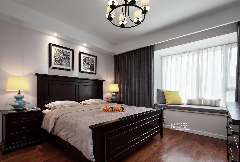 简约 80后 收纳 白领 小资 卧室图片来自周晓安在晓安设计 又见八年的分享