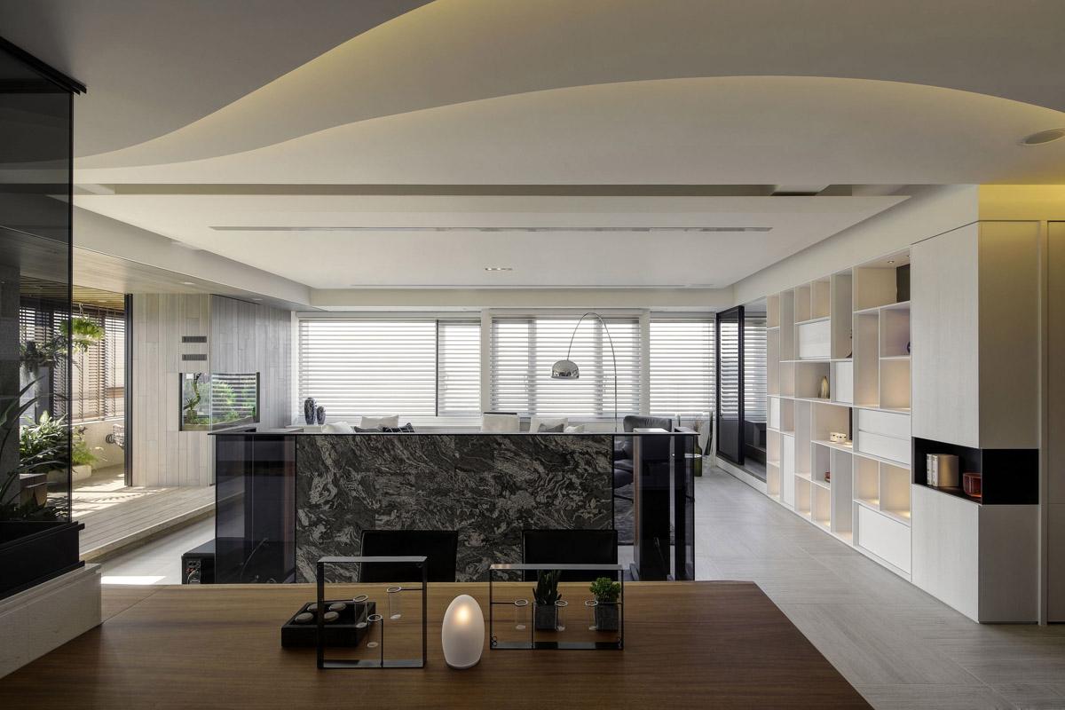 简约 别墅 客厅图片来自张勇高级室内设计师在泛海国际现代简约风格效果展示的分享