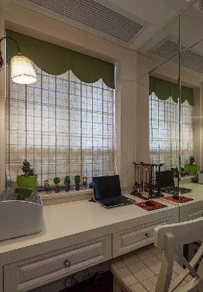 美式 小清新 二居 客厅 六里屯 其他图片来自高度国际装饰宋增会在六里屯小区80平美式小清新的分享