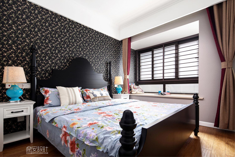 简约 三居 白领 收纳 旧房改造 80后 小资 卧室图片来自周晓安在晓安设计|陌上花开的分享