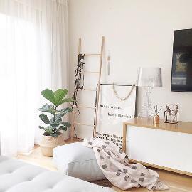兰州实创装饰65㎡北欧风小户公寓
