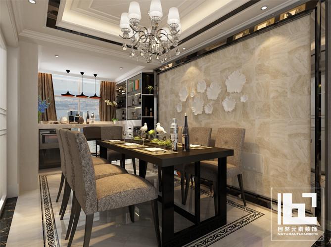 简约 现代 三居 白领 收纳 小资 餐厅图片来自深圳自然元素装饰在深圳市鼎太风华设计方案的分享