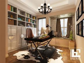 简约 现代 三居 白领 收纳 小资 书房图片来自深圳自然元素装饰在深圳市鼎太风华设计方案的分享