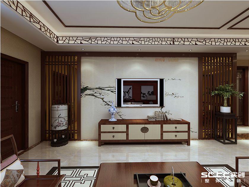 别墅 混搭 实创 龙湖 锦璘原著 客厅图片来自快乐彩在龙湖锦璘原著别墅200平米混搭的分享