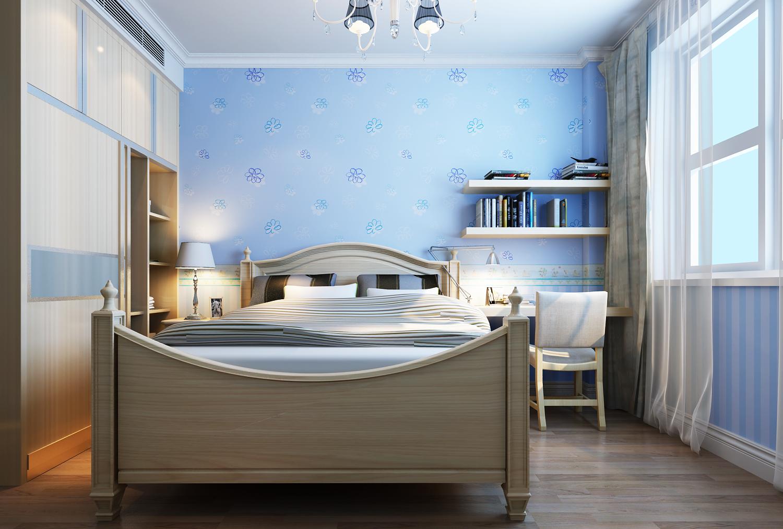 简约 欧式 二居 三居 别墅 客厅 卧室 旧房改造 80后图片来自青岛恒荣达装饰小李在青特城的分享