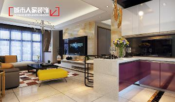 华润·中海·幸福里145平米设计