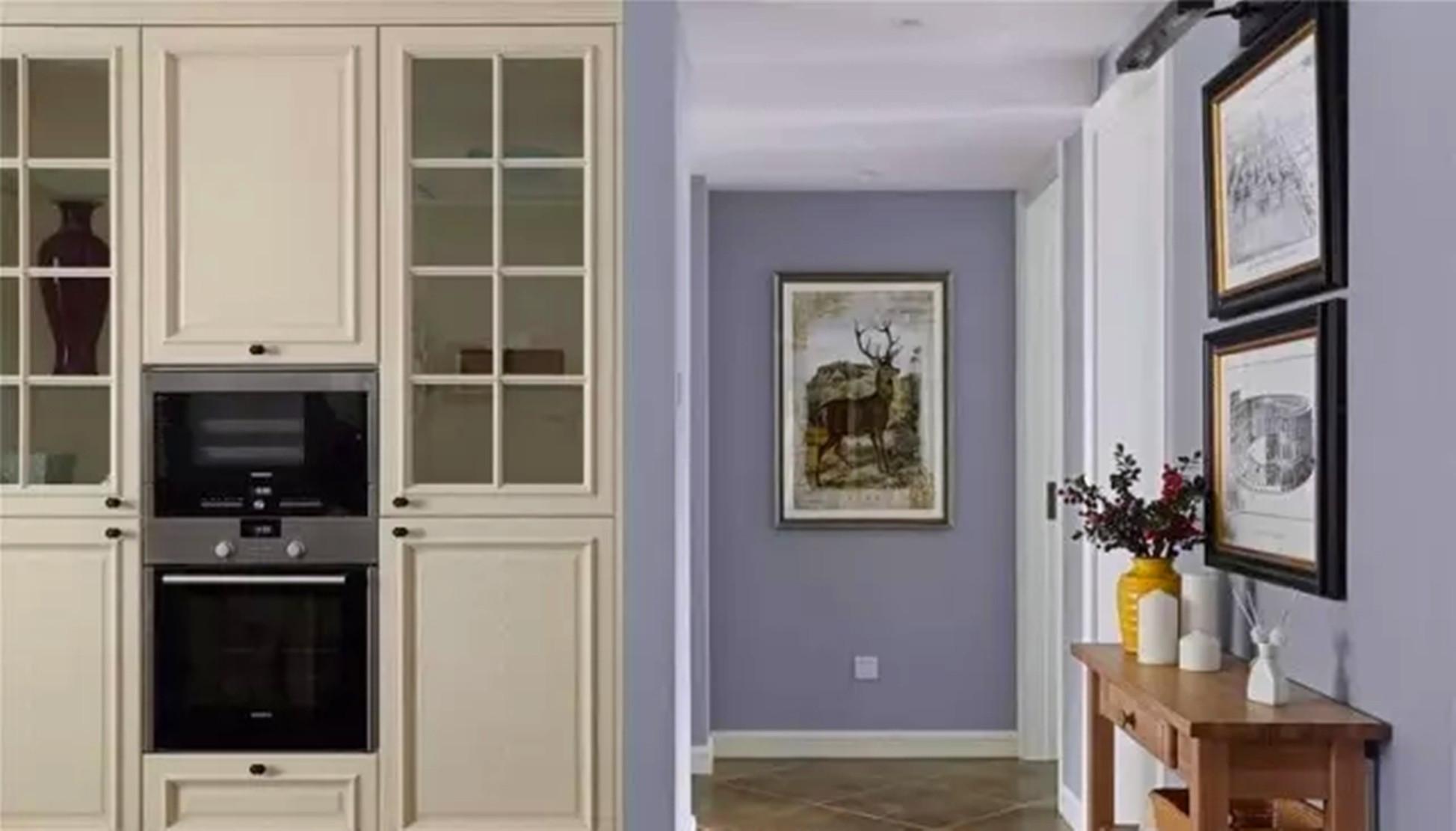 美式 三居 轻盈 舒适 其他图片来自高度国际装饰宋增会在碧桂园118平米美式设计的分享