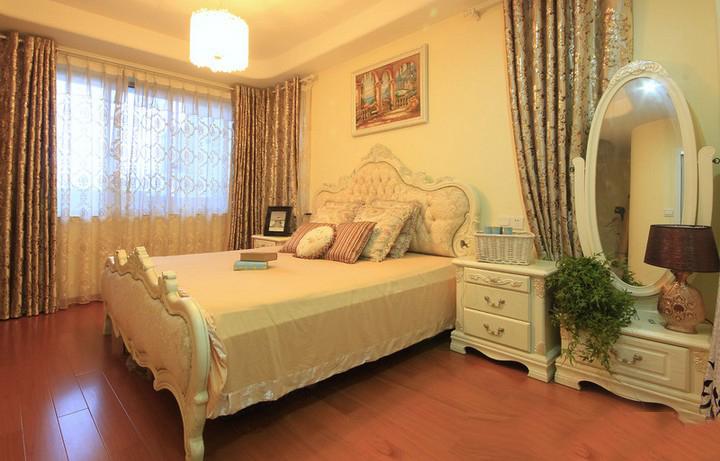 田园 卧室图片来自武汉生活家在汉飞洋房印象103平的分享