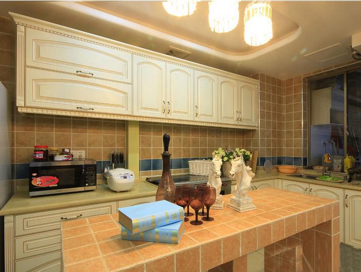 田园 厨房图片来自武汉生活家在汉飞洋房印象103平的分享