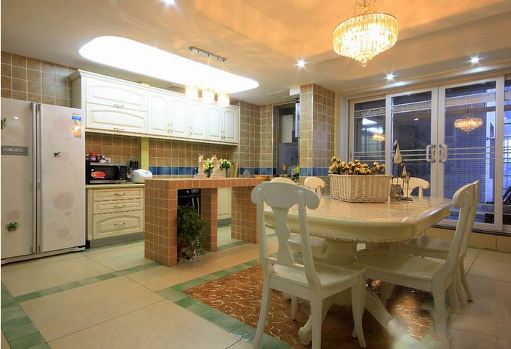 田园 餐厅图片来自武汉生活家在汉飞洋房印象103平的分享