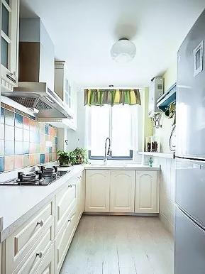 北欧 混搭 二居 白领 收纳 小资 厨房图片来自沙漠雪雨在88平米混搭时尚别样北欧风情的分享