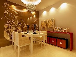 新古典 白领 欧式 餐厅图片来自天津京尚装饰在京尚装饰-宝安-新古典两居88㎡的分享