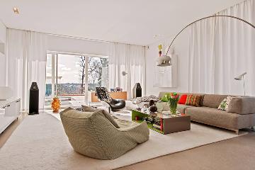 东亚尚院现代简约风格设计案例