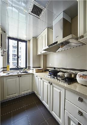三居 北欧 80后 厨房图片来自今朝装饰张智慧在北京城建海梓府北欧风家居的分享