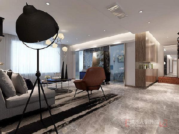 抛弃为了装饰而装饰的理念,在功能上多做文章,以合理的功能布局和精湛的家具家私来增加设计气息。