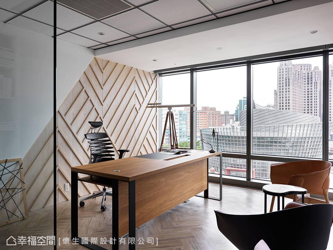 工作空间 现代 简约 办公室 其他图片来自幸福空间在{序章1}日光敞朗的集思天地的分享