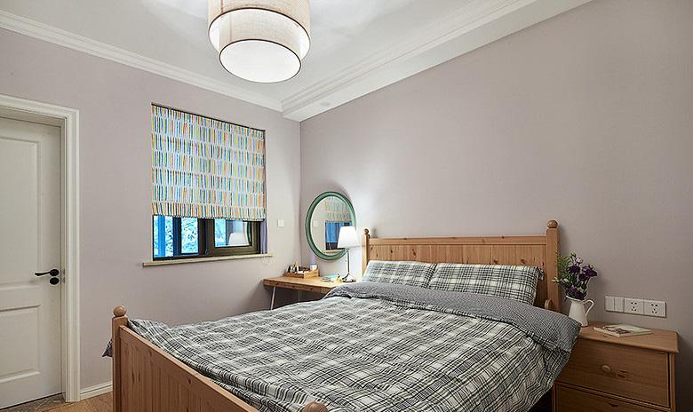卧室图片来自家装大管家在小空间大乾坤 74平北欧混搭空间的分享