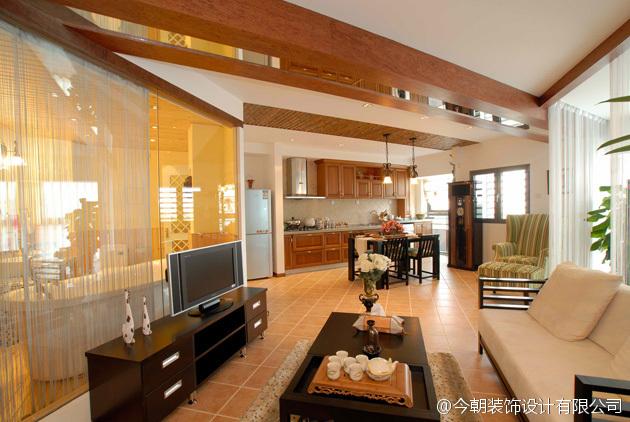 乡村 客厅图片来自今朝装饰冯彩虹在78乡村风格的分享