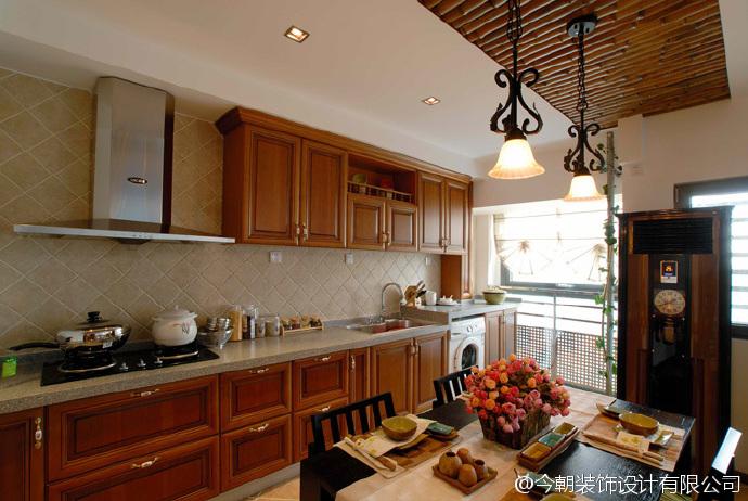 乡村 厨房图片来自今朝装饰冯彩虹在78乡村风格的分享