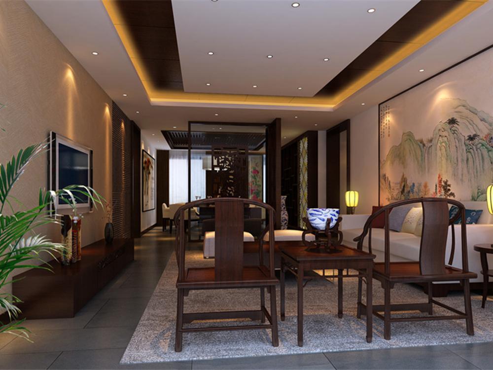 中式 典雅 古朴 古风 三居 客厅图片来自tjsczs88在高雅古朴,稳重大方的分享