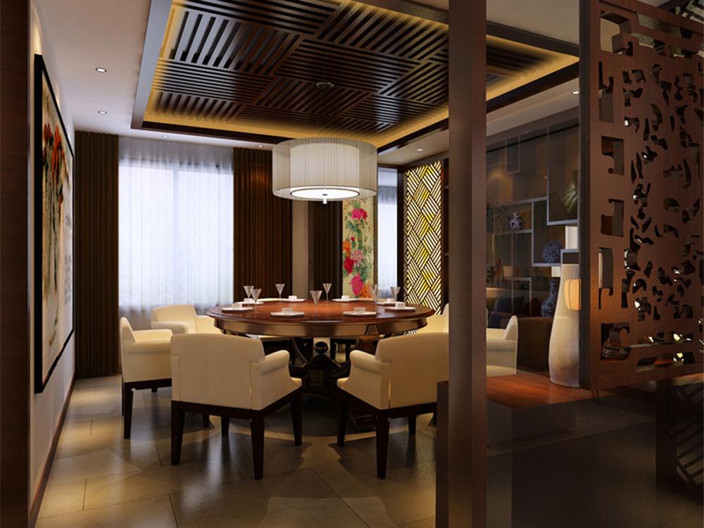 中式 典雅 古朴 古风 三居 餐厅图片来自tjsczs88在高雅古朴,稳重大方的分享