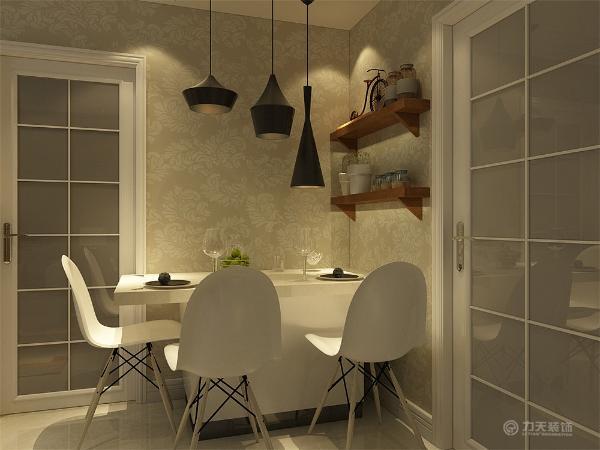 厨房:现代风格厨房注重舒适,将生活的乐趣引进厨房中