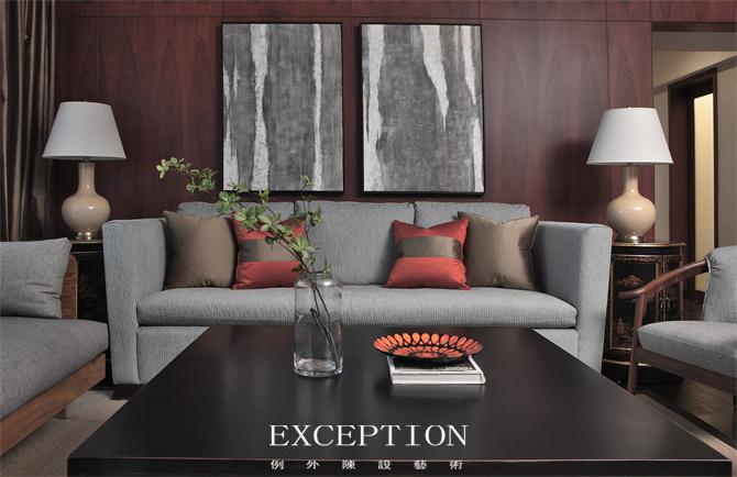 别墅设计 室内设计 软装设计 豪宅设计 时尚生活 客厅设计 卧室设计 客厅图片来自例外软装设计在秀逸璞居--深圳东海花园软装设计的分享