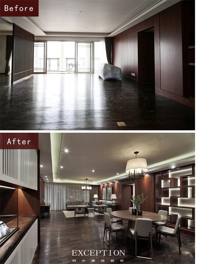 别墅设计 室内设计 软装设计 豪宅设计 时尚生活 客厅设计 卧室设计 餐厅图片来自例外软装设计在秀逸璞居--深圳东海花园软装设计的分享