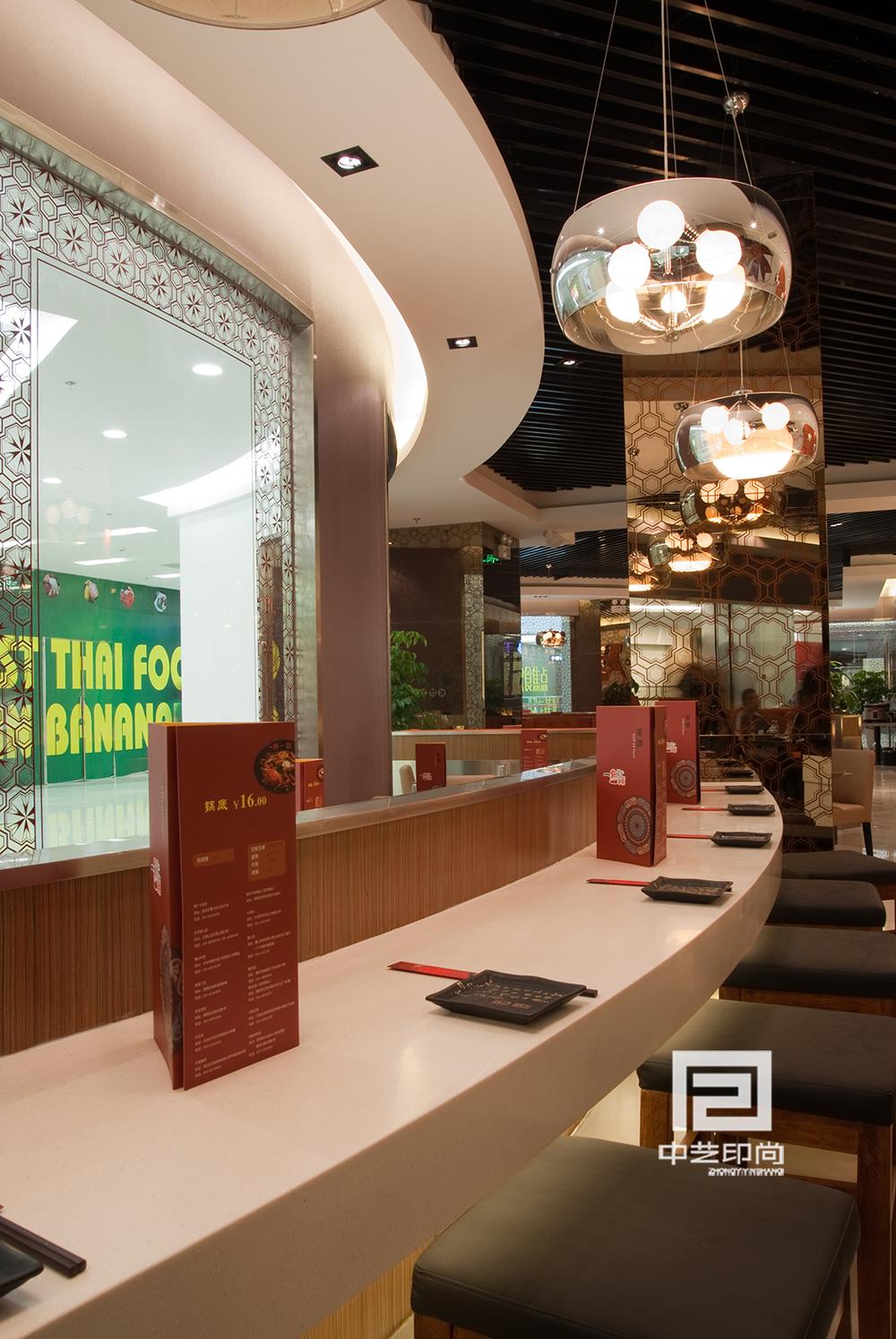 工装 简约 餐厅 火锅 中艺印尚 餐厅图片来自中艺印尚在中艺印尚-一麻一辣的分享