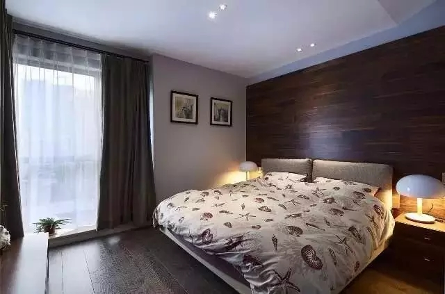 简约 欧式 田园 现代 混搭 二居 三居 别墅 客厅 卧室图片来自实创装饰晶晶在120㎡成熟稳重三居室的分享