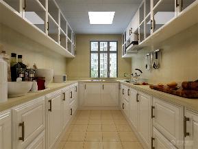 简约 现代 三居 白领 收纳 厨房图片来自阳光力天装饰在后现代-金地艺境-113㎡的分享