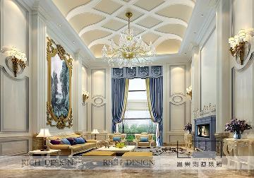 泛海拉菲别墅设计之作