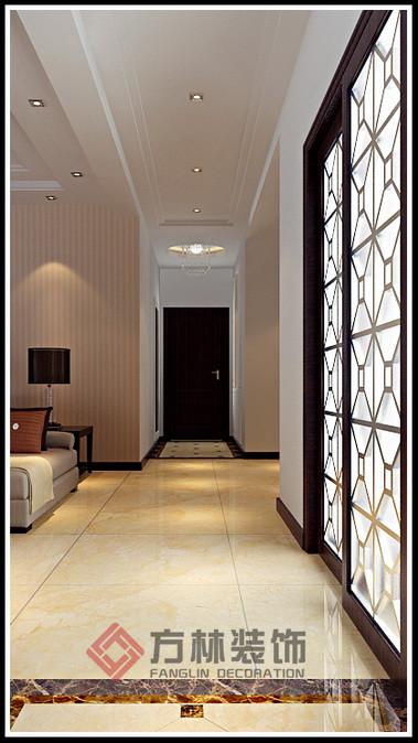 简约 混搭 白领 收纳 80后 小资 玄关图片来自方林装饰在名流公馆135现代风格装修案例的分享