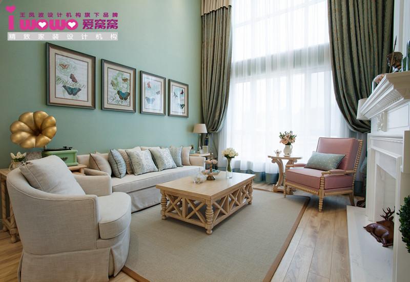 简约 客厅图片来自爱窝窝精致家装机构在浓情马卡龙的分享