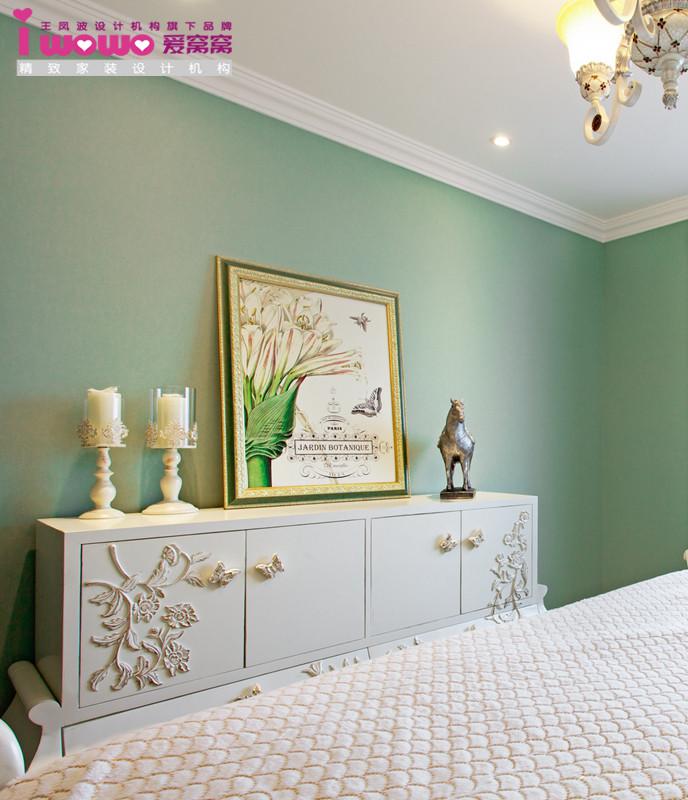 简约 马卡龙 卧室图片来自爱窝窝精致家装机构在浓情马卡龙的分享