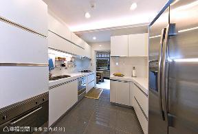 三居 新古典 简约 收纳 厨房图片来自幸福空间在绿意簇拥的新古典退休宅的分享