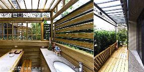 三居 新古典 简约 收纳 阳台图片来自幸福空间在绿意簇拥的新古典退休宅的分享