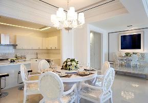 简约 现代 时尚 温馨 舒适 合理消费 不失品味 餐厅图片来自北京紫禁尚品国际装饰kangshuai在北京蓝爵公馆的分享