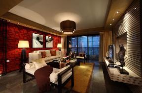 新古典 现代 简约 温馨 时尚 前卫 客厅图片来自北京紫禁尚品国际装饰kangshuai在北京保利春天里的分享