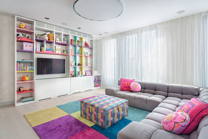 简约 现代 凯德麓语 别墅 装修效果图 儿童房图片来自别墅设计师杨洋在凯德麓语当代简约风格设计的分享